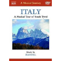 Handel:Musical Journey Italy (South T - (Region 1 Import DVD)