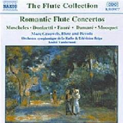 Belgian Radio & Television Philharmonic Orchestra - Romantic Flute Concertos (CD)