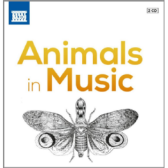 Animals In Music - Various Artists (CD)