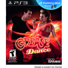 Grease PS3 (MOVE) (PS3)
