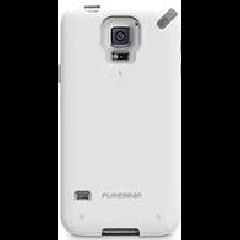 PureGear Slim Shell Case for Samsung S5 - White