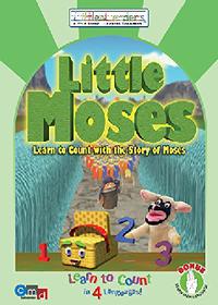 Little Moses - (Region 1 Import DVD)