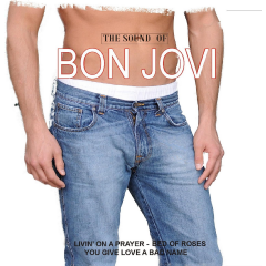 The Sound Of Bon Jovi - Various Artists (CD)