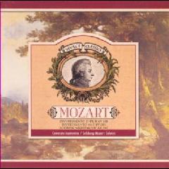 Bamburg Symphonia / Salzburg Soloists - Divertimentos (CD)