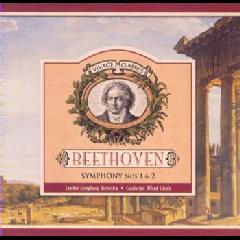 Norrddeutsche Philharmonie / London Philharmonic - Symphony 1 & 2 (CD)