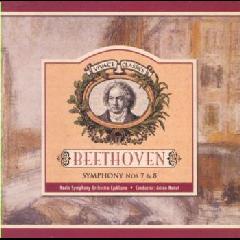 Ljubljana Radio Symphony Orchestra - Symphonies Nos.7 & 8 (CD)