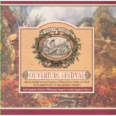 Overture Festival - Various Artists (CD)