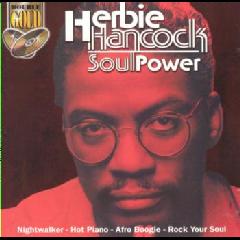 Herbie Hancock - Soul Power (CD)