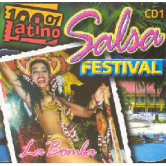 Salsa Festival - La Bomba - Various Artists (CD)