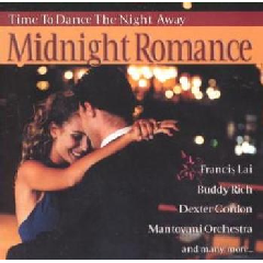 Midnight Romance - Various Artists (CD)