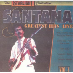 Santana - Greatest Hits Live - Vol.3 (CD)