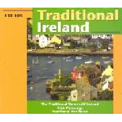 Traditional Ireland - Various Artists (CD)