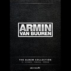 Van Buuren, Armin - The Album Collection (CD)