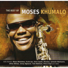 Moses Khumalo - Best Of Moses Khumalo (CD)