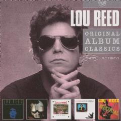 Reed, Lou - Original Album Classics - The Blue Mask / Legendary Hearts / Live In Italy / New Sensations / Mistrial (CD)