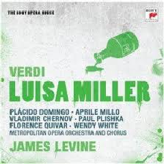 Levine James - Luisa Miller (CD)