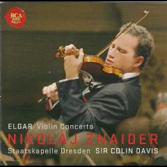 Znaider Nikolaj - Elgar: Violin Concerto (CD)