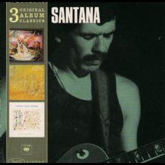 Santana - Original Album Classics (CD)