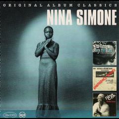 Nina Simone - Original Album Classics - Sings The Blues / Emergency Ward / Baltimore (CD)