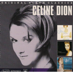 Celine Dion - Original Album Classics - Falling Into You / Let's Talk About Love / A New Day Has Come (CD)