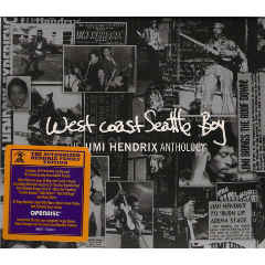 Hendrix Jimi - West Coast Seattle Boy: Anthology (CD)