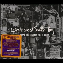 Hendrix Jimi - West Coast Seattle Boy: Anthology (CD)