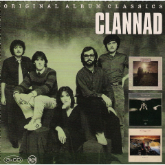 Clannad - Original Album Classics - Magical Ring / Macalla / Sirius (CD)