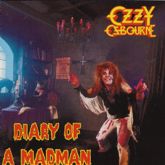 Osbourne Ozzy - Diary Of A Madman (Remastered Edition) (CD)