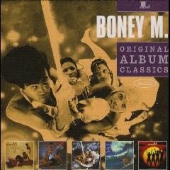 Boney M - Original Album Classics (CD)