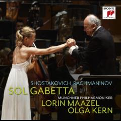 Gabetta Sol - Concerto No.1 / Sonata For Cello And Piano Op. 1 (CD)