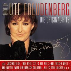 Freudenberg Ute - Die Original Hits - 40 Jahre Ute Freudenberg (CD)