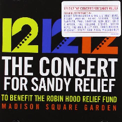 12-12-12 The Concert For Sandy Relief - Various Artists (CD)