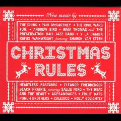 Christmas Rules - Christmas Rules (CD)
