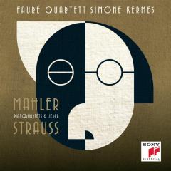 Kermes Simone - Piano Quartets & Lieder (CD)