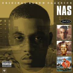 Nas - Original Album Classics (CD)