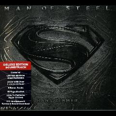 Original Soundtrack - Man Of Steel (Deluxe Version) (CD)