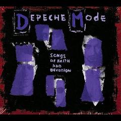 Depeche Mode - Songs Of Faith And Devotion (CD + DVD)