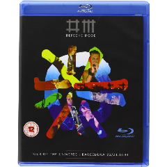 Depeche Mode - Tour Of The Universe - Barcelona 20/21:11:09 (Blu-Ray)