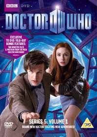 Doctor Who - The New Series: 5 - Volume 1 - (Import DVD)