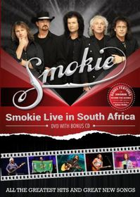 Smokie - Live In South Africa (CD+DVD)