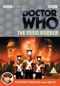 Doctor Who - Mind Robber - (Import DVD)