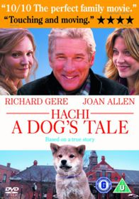 Hachi A Dogs Tale (DVD)