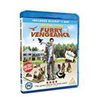 Furry Vengeance (Blu-ray)