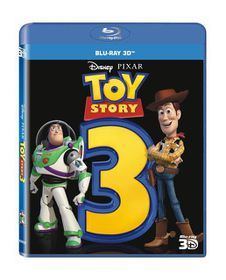 Toy Story 3 (Blu-Ray & DVD Combo)