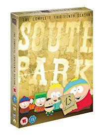 South Park Season 13 (DVD)