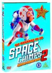 Space Chimps 2 - Zartog Strikes Back (DVD)