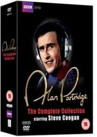 Alan Partridge - The Complete Collection Box Set (DVD)