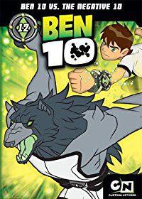 Ben 10 Alien Force Vol 12 (DVD)