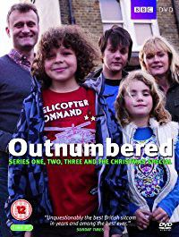 Outnumbered Series 1 - 3 Boxset (DVD)