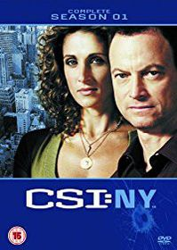 CSI New York Complete Season 1 (DVD)